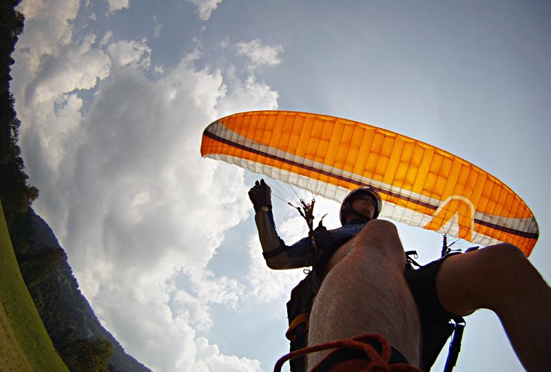 Landung in Andelsbuch