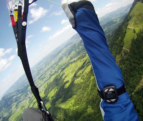 Ascent Höhenmesser